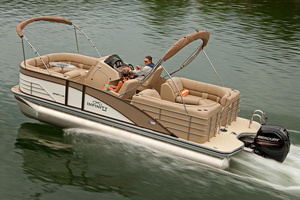 New Lowe Infinity 230 WT Pontoon Boat For Sale