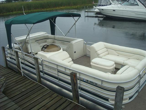 Used Sanpan 2500 SP2500 RE 3-Gate Other Boat For Sale