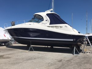 Used Sea Ray 40 Sundancer Cruiser Boat For Sale
