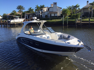 Used Chaparral 327 SSX Bowrider Boat For Sale