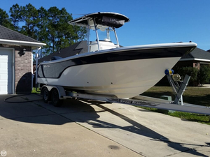 Used Sea Fox 236 Pro Series Center Console Fishing Boat For Sale