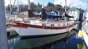 Used Island Trader Cruiser Sailboat For Sale