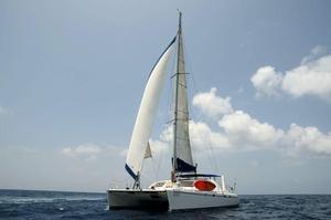 Used Robertson & Caine Leopard 45 Catamaran Sailboat For Sale