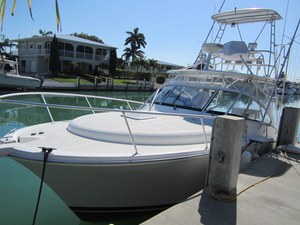 Used Luhrs Open Convertible Boat For Sale