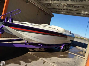 Used Commander CAT 2800 High Performance Boat For Sale
