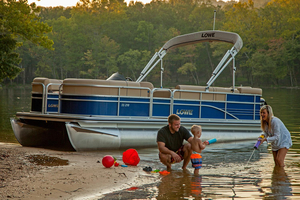 New Lowe SS210 Pontoon Boat For Sale