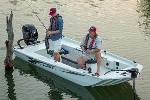 New Lowe Stryker 16 SS Aluminum Fishing Boat For Sale