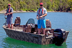 New Lowe FM 165 Poly Camo Aluminum Fishing Boat For Sale