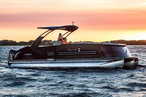 New Harris V270 Pontoon Boat For Sale