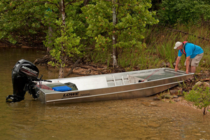 New Lowe Roughneck 1655 Shallow Water Jon Boat For Sale