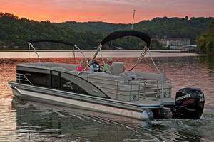 New Lowe Infinity 270 RFL Pontoon Boat For Sale