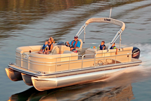 New Lowe SS250XD Pontoon Boat For Sale