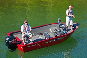 New Lowe FM 160 Pro Aluminum Fishing Boat For Sale