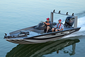 New Lowe 20 Catfish Aluminum Fishing Boat For Sale