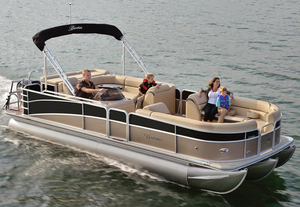 Used Berkshire 230CL STS Pontoon Boat For Sale