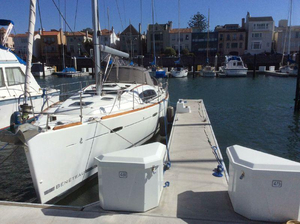 Used Beneteau 40 Sloop Sailboat For Sale