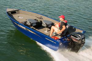 New Lowe FM 160 T Aluminum Fishing Boat For Sale