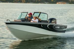 New Lowe Fish & Ski FS1610 Ski and Fish Boat For Sale