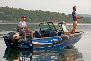 New Lowe Fish & Ski FS1710 Ski and Fish Boat For Sale