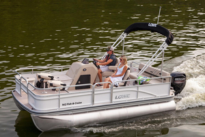 New Lowe Ultra 162 Fish & Cruise Pontoon Boat For Sale