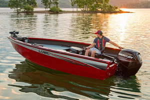 New Lowe FM 1610 Aluminum Fishing Boat For Sale