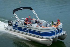 New Lowe SS230XD Pontoon Boat For Sale