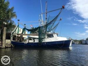 Used Terrebonne 47 Trawler Boat For Sale