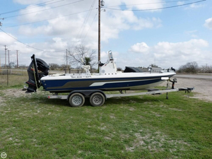 Used Skeeter ZX 22 BAY Center Console Fishing Boat For Sale