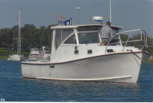 Used Tripp 27 Angler Pilothouse Boat For Sale