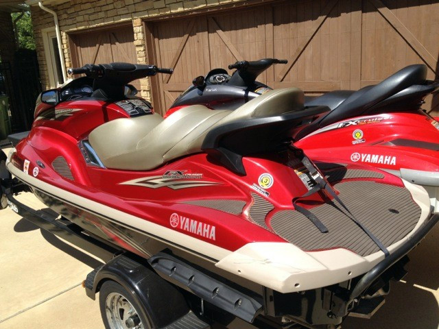 2008 used yamaha fx cruiser 2 2008 2004 jet skis for Yamaha jet ski dealer