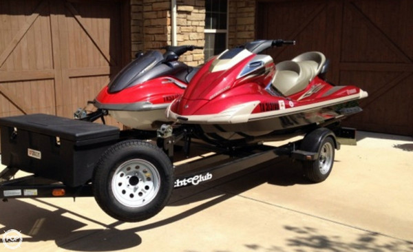 Used Yamaha FX Cruiser (2) - 2008 & 2004 Jet Skis Personal Watercraft For Sale