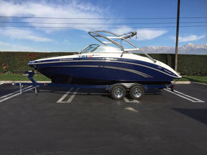 Used Yamaha 242 Limited S Runabout Boat For Sale