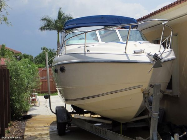 Used Stingray 24 Express Cruiser Express Cruiser Boat For Sale