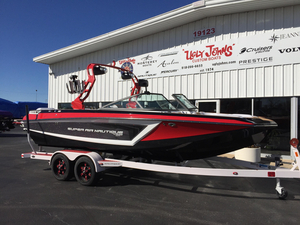 New Nautique GS 22 Ski and Wakeboard Boat For Sale