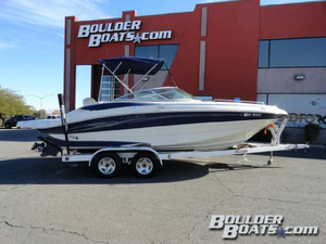 Used Azure Marine AZ 220 Deck Boat For Sale