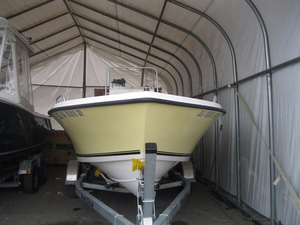 Used Kencraft 190CC Center Console Fishing Boat For Sale
