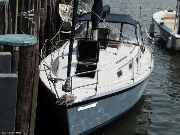 Used Custom W30 Sloop Sailboat For Sale