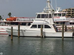 Used Striker 54 Sports Fishing Boat For Sale