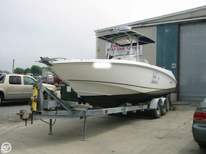 Used Boston Whaler 270 Outrage Center Console Fishing Boat For Sale