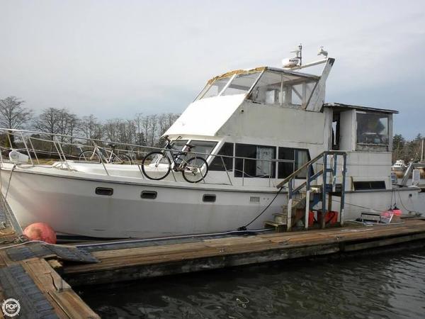 Used Novatec 44 Trawler Boat For Sale