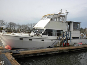 Used Novatec 44 Trawler Boat For Sale
