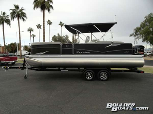 New Premier Pontoon Boat For Sale