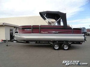Used Premier Boats Gemini 221 Pontoon Boat For Sale