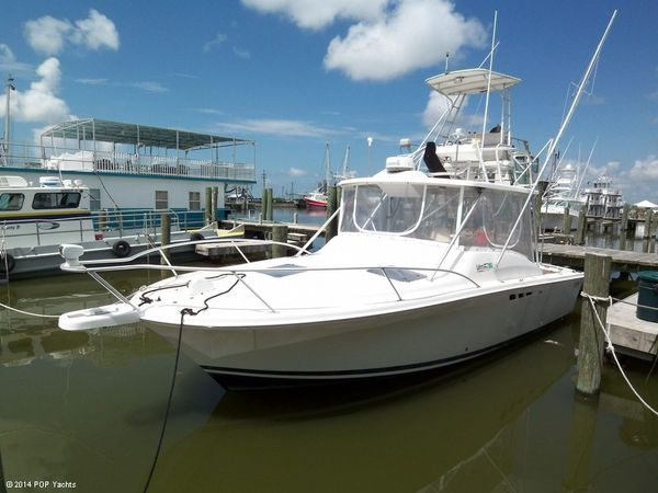 Used Luhrs Tournament 290 Open Sports Fishing Boat For Sale