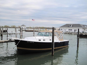 Used Mainship Pilot 30 Trawler Boat For Sale