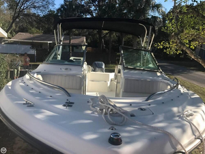 Used Hydra-Sports 202DC Bowrider Boat For Sale
