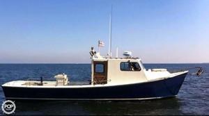 Used Pickerel 32 Custom Charter Boat For Sale