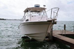Used Gradywhite Marlin 300 Center Console Fishing Boat For Sale
