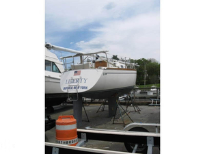 Used Tartan 28 Sloop Sailboat For Sale