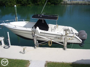 Used Century 3200 CC Center Console Fishing Boat For Sale